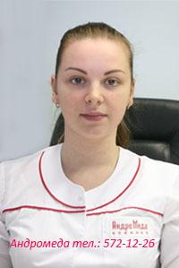 Оксененко Анна Александровна